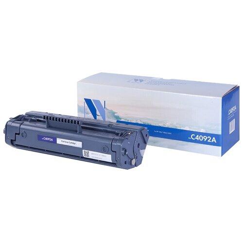 Фото - Картридж NV Print C4092A для HP, совместимый картридж nv print cb383a для hp совместимый