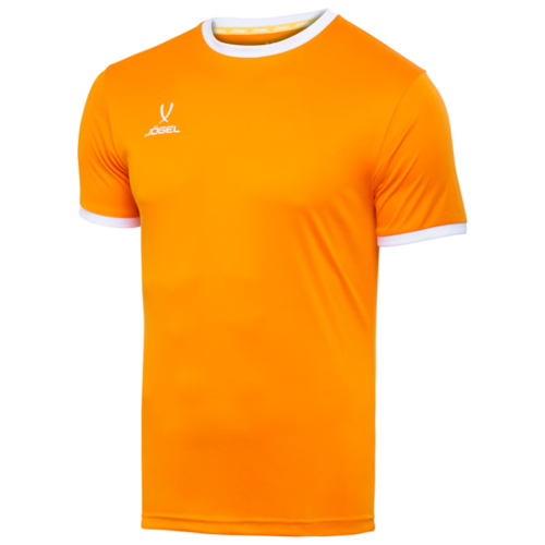 Купить Футболка Jogel размер YS, оранжевый/белый, Футболки и топы