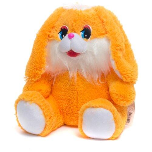Купить Мягкая игрушка Нижегородская игрушка Зайчик желтый, Мягкие игрушки