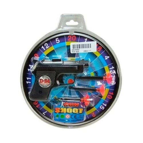 Пистолет Junfa toys (BY011D)Игрушечное оружие и бластеры<br>
