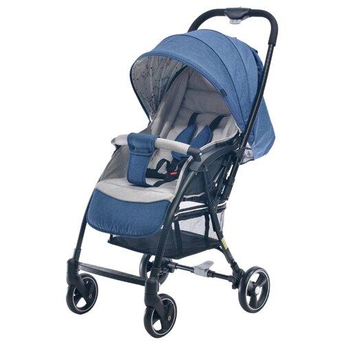 Прогулочная коляска everflo Daily E-510 jeans коляска прогулочная everflo racing grey e 450 пп100004019