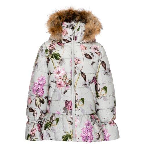 Купить Куртка Gulliver 21907GJC4102 размер 164, серый, Куртки и пуховики