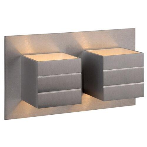 Настенный светильник Lucide Lucide Bok 17282/02/12, 56 Вт lucide подвесной светильник lucide jeans 16409 38 12