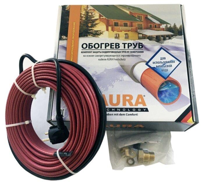Комплект для обогрева труб AURA FS Inside 10-10