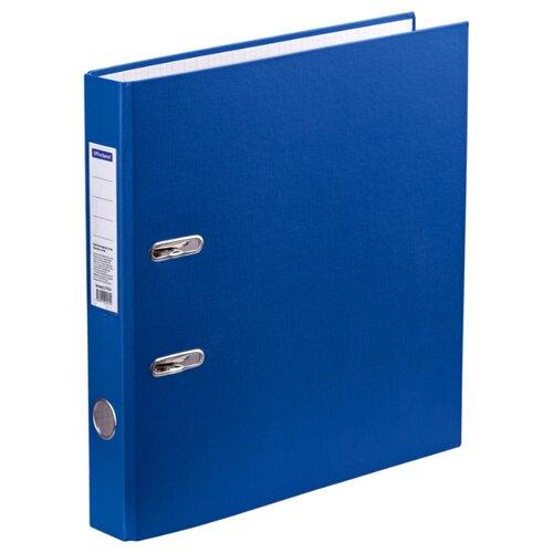 Купить OfficeSpace Папка-регистратор A4, бумвинил, 50 мм синий, Файлы и папки