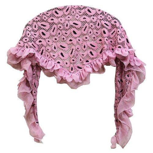 Шаль Crystel Eden 5005 розовый autumn cashmere шаль