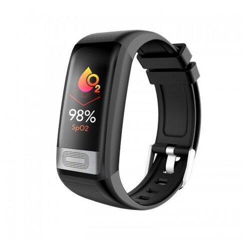 Умный браслет HerzBand Active ECG 2, черный
