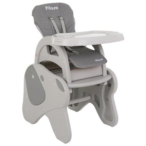 Стульчик-парта Pituso Dog серый стульчик 3 в 1 pituso triola голубой