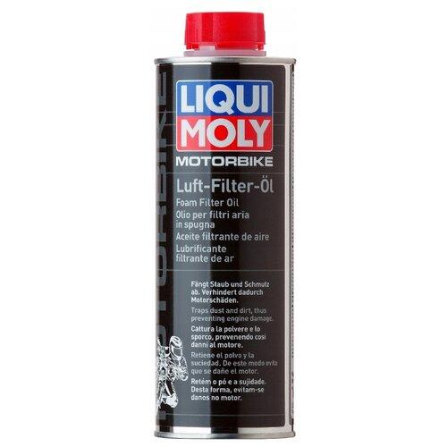 цена на Пропитка для фильтров LIQUI MOLY Motorbike Foam Filter Oil 0.4 л