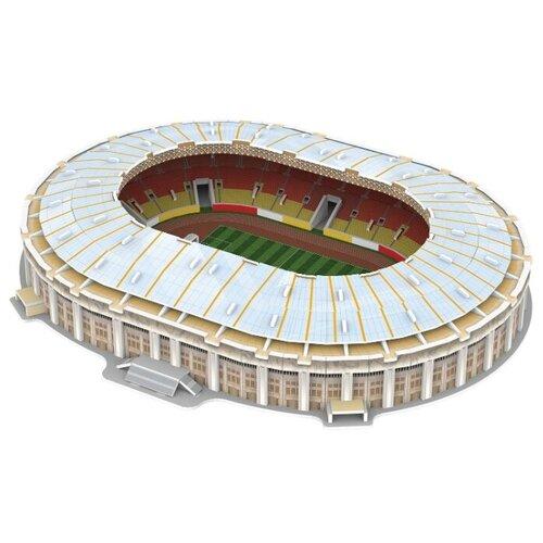 Купить Пазл IQ Puzzle 3D Стадион Москва Лужники (16546), 131 дет., Пазлы