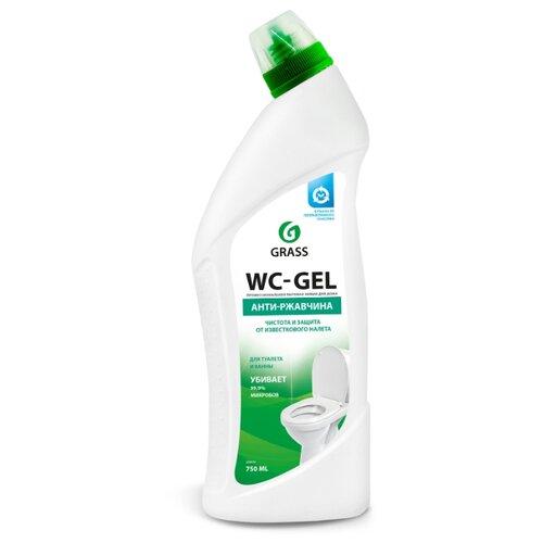 GraSS гель для чистки сантехники WC-gel 0.75 л