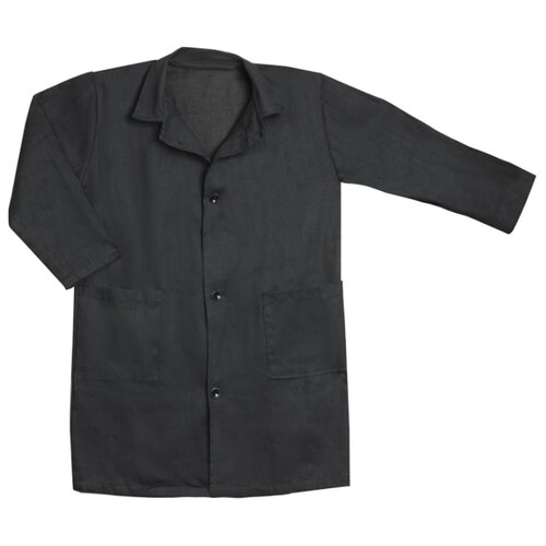 Топ-спин Халат школьный для уроков труда (VXT-1) черный