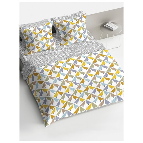 Комплект постельного белья 1.5 Браво Мелисса