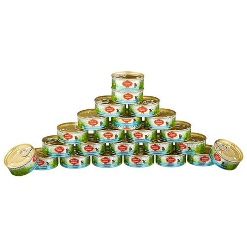 Корм для собак Родные корма (0.1 кг) 24 шт. Мясное угощение с перепелкой для щенковКорма для собак<br>