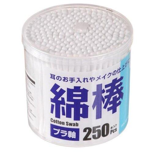 Ватные палочки CAN DO белые, 250 шт.