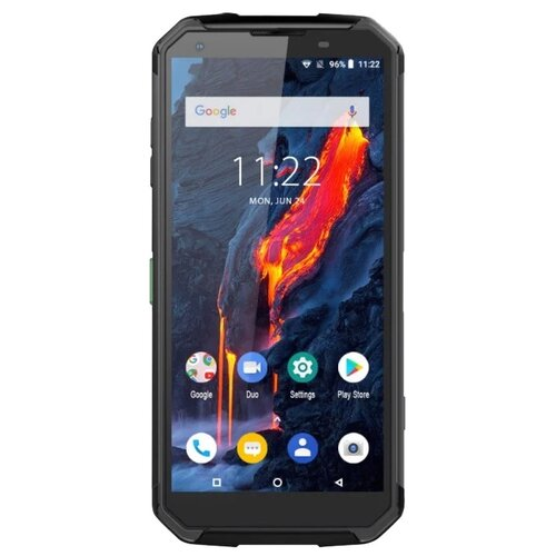 Смартфон Blackview BV9500 Plus черный смартфон