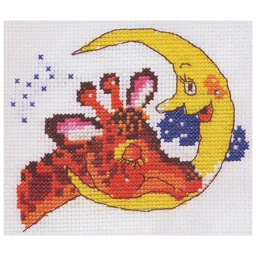 Купить Алиса Набор для вышивания Баю-бай 11 х 9 см (0-06), Наборы для вышивания