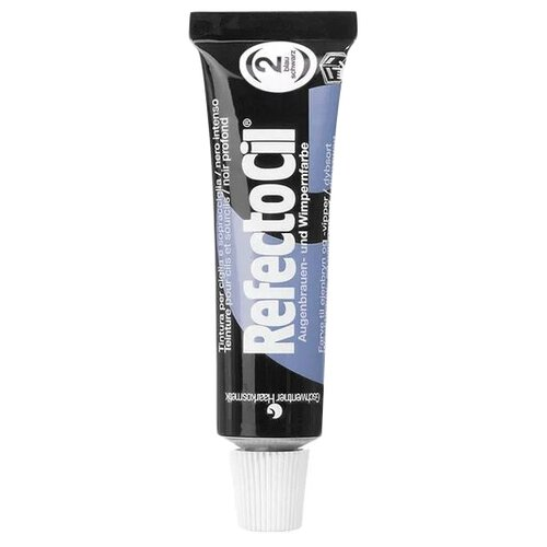 цена на RefectoCil Краска для ресниц и бровей 2, blue black