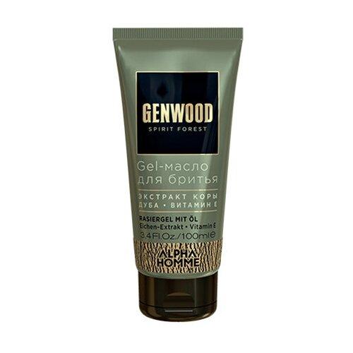 Gel-масло для бритья Genwood Estel Professional, 100 мл недорого