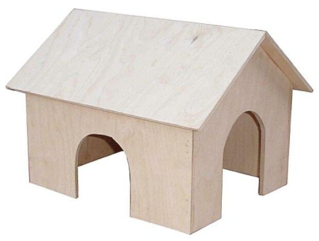 Домик для грызунов Дарэлл 8502 25х30х25 см