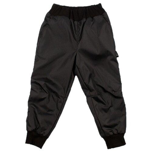 Купить Брюки bodo 33-14U размер 92-98, черный, Полукомбинезоны и брюки