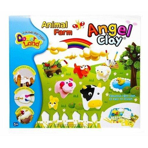 Полимерная глина Angel Clay Animal Farm (AA12051)
