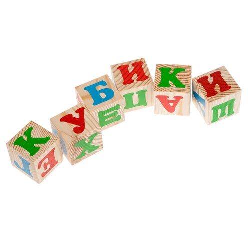 Купить Кубики Томик Алфавит русский 1111-1, Детские кубики