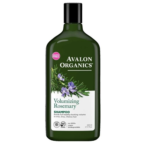 Avalon Organics шампунь Volumizing Rosemary 325 мл