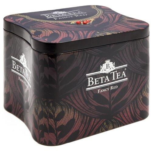 Чай черный Beta Tea Красная фантазия подарочный набор , 150 г