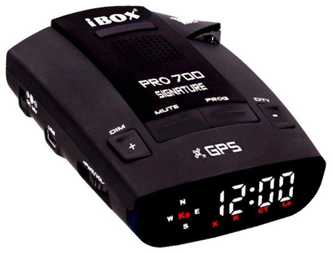 Радар-детектор iBOX PRO 700 Signature