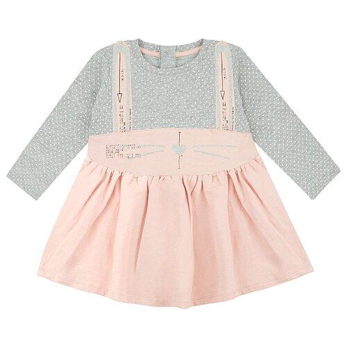 Купить Платье Pixo Bolleta размер 74, розовый, Платья и юбки