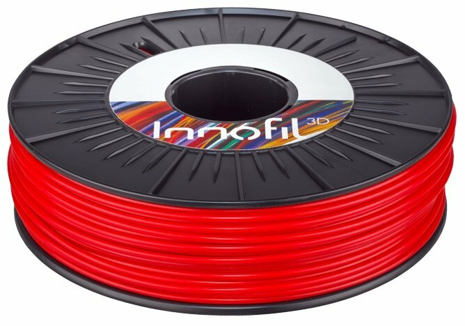 ABS пруток Innofil3D 1.75 мм красный