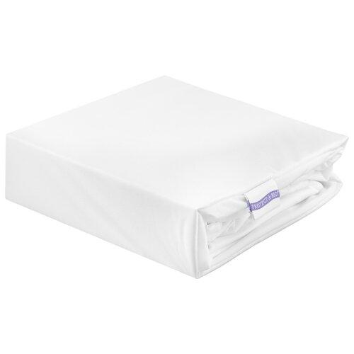 Наматрасник Аскона водонепроницаемый, 180х200х30 см белый