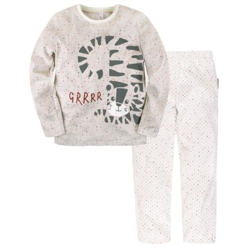 Купить Пижама Bossa Nova размер 30, белый/бежевый, Домашняя одежда