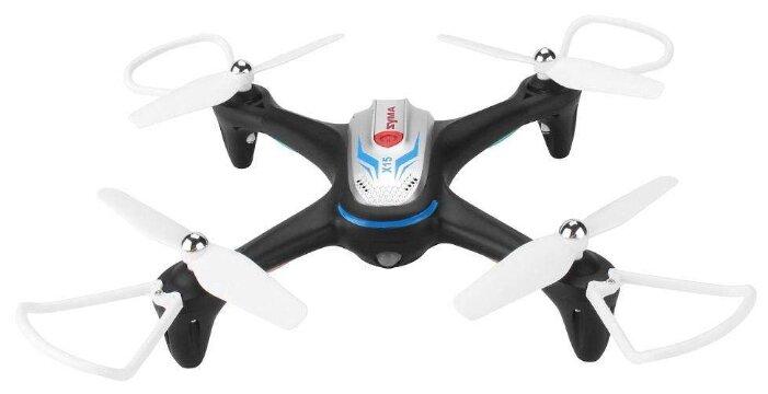 Квадрокоптер Syma X15 черный фото 1
