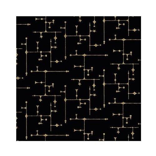 Ткань STOF PEPPY (P - W) для пэчворка 4497 фасовка 50 x 55 см 146±5 г/кв.м Абстракция 022
