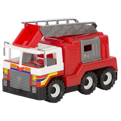 Пожарный автомобиль СТРОМ У450 36 см стром автомобиль стром пони цистерна