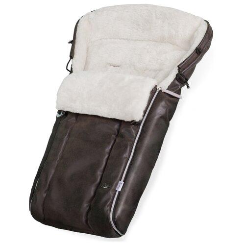 Купить Конверт-мешок Esspero Markus Lux 90 см brown, Конверты и спальные мешки
