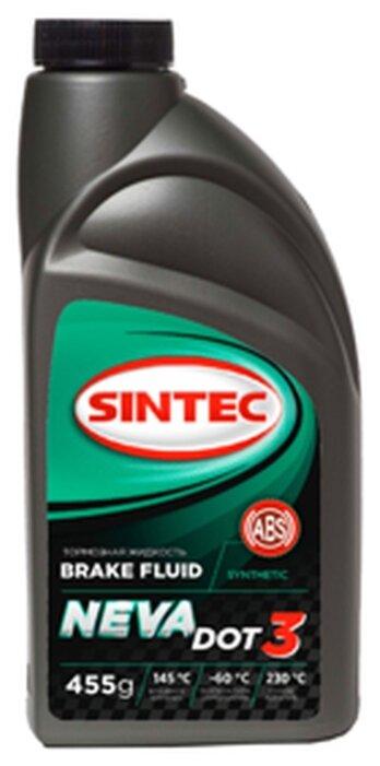 Тормозная жидкость SINTEC Нева DOT-3 0.46 л