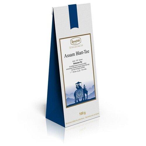 Чай черный Ronnefeldt Assam Blatt-Tee, 100 гЧай<br>