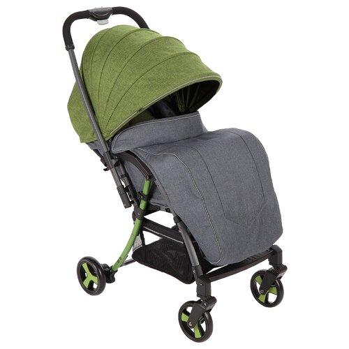 Прогулочная коляска Corol S-6 зеленый прогулочная коляска corol s 9 2020 пудровый