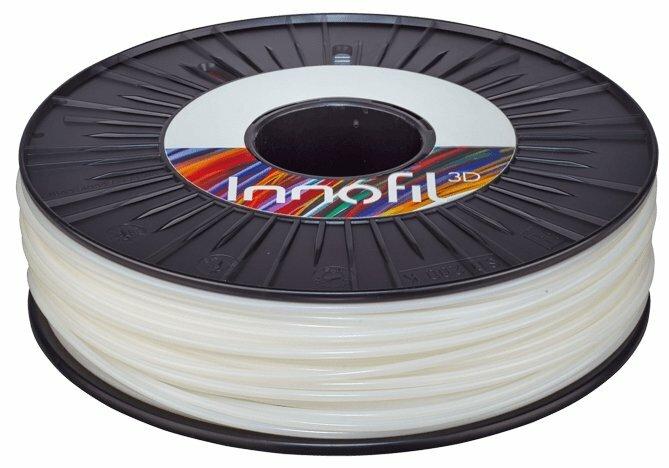 ABS пруток Innofil3D 1.75 мм натуральный белый