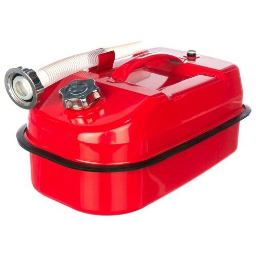 Канистра AUTOPROFI KAN-500, 10 л, красный канистра autoprofi kan 500 20l
