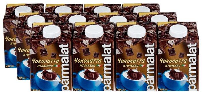 Молочный коктейль Parmalat Чоколатта итальяна 1.9%, 500 мл, 12 шт.