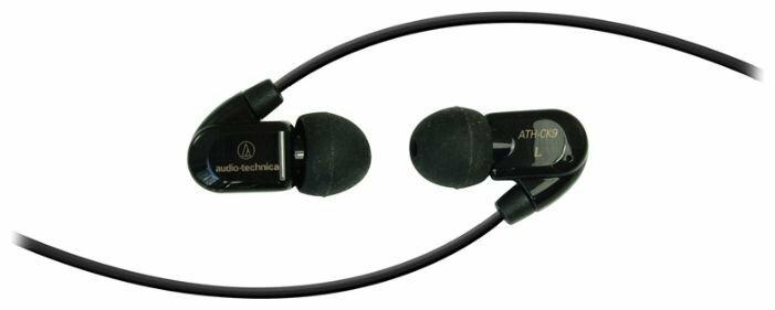 Наушники Audio-Technica ATH-CK9