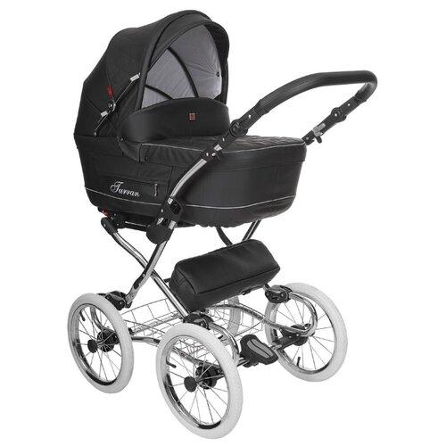 Универсальная коляска Tutek Turran Silver Eco (3 в 1) Eco Black коляска 2 в 1 tutek diamos цвет ds eco black