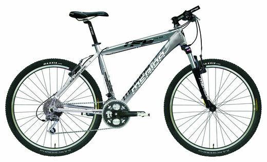 Горный (MTB) велосипед Merida Matts TFS 500-V (2007)