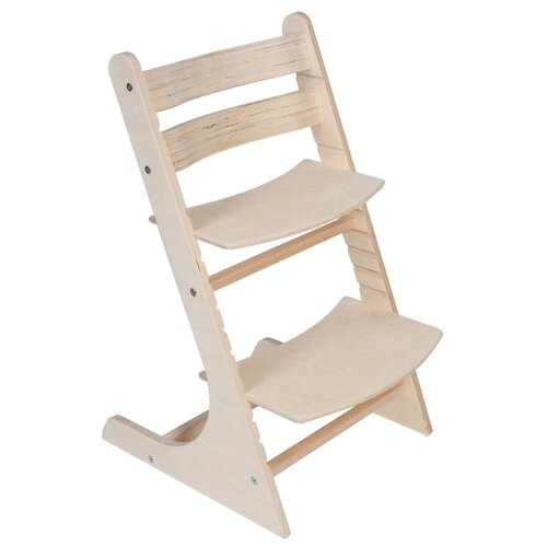 Растущий стульчик RostOk регулируемый без окраски растущий стульчик pali pappy re