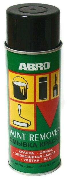 Очиститель ABRO Смывка краски