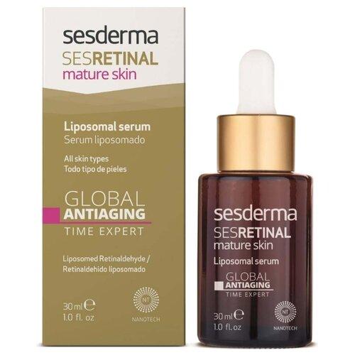 Купить Сыворотка SesDerma Sesretinal Mature Skin Liposomal serum Липосомальная омолаживающая Эксперт времени, 30 мл
